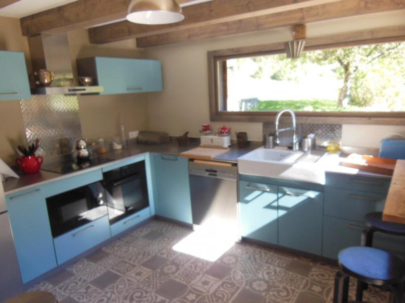 Vacances en montagne Chalet 5 pièces 10 personnes (CH) - Chalet le Sapé - Champagny-en-Vanoise - Cuisine