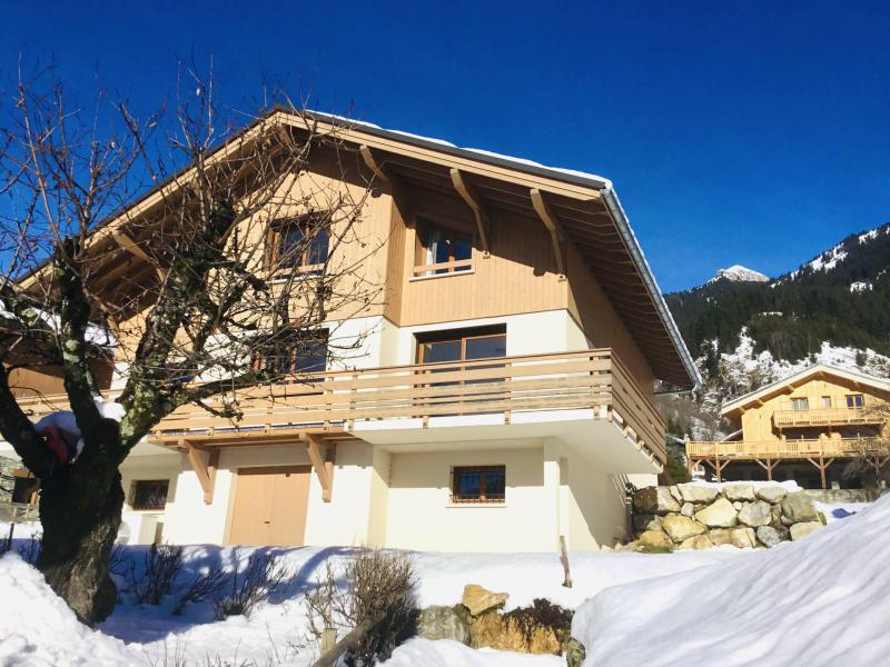 Vacances en montagne Chalet le Sérac - Champagny-en-Vanoise