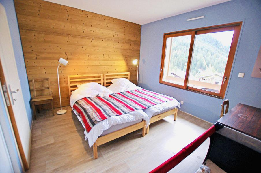 Vacances en montagne Chalet 6 pièces 10 personnes - Chalet le Sérac - Champagny-en-Vanoise - Canapé-gigogne