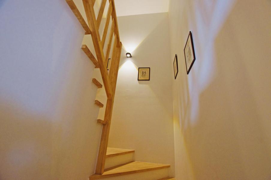 Vacances en montagne Chalet 6 pièces 10 personnes - Chalet le Sérac - Champagny-en-Vanoise - Couloir