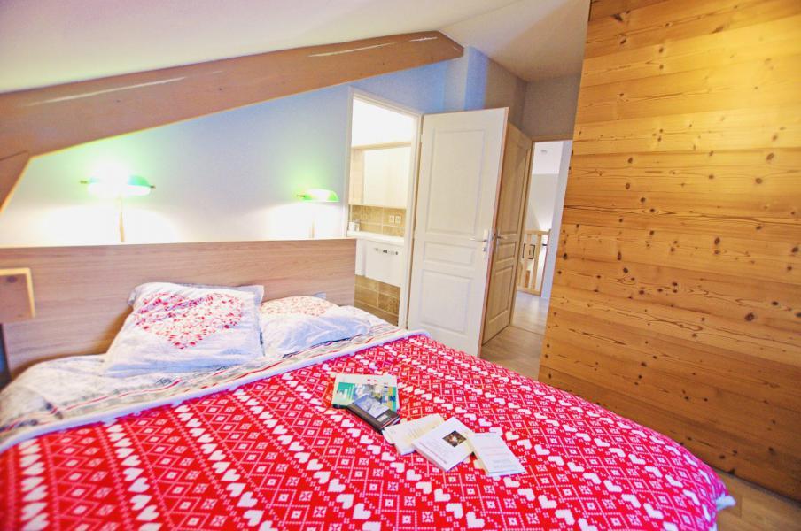 Vacances en montagne Chalet 6 pièces 10 personnes - Chalet le Sérac - Champagny-en-Vanoise - Garage