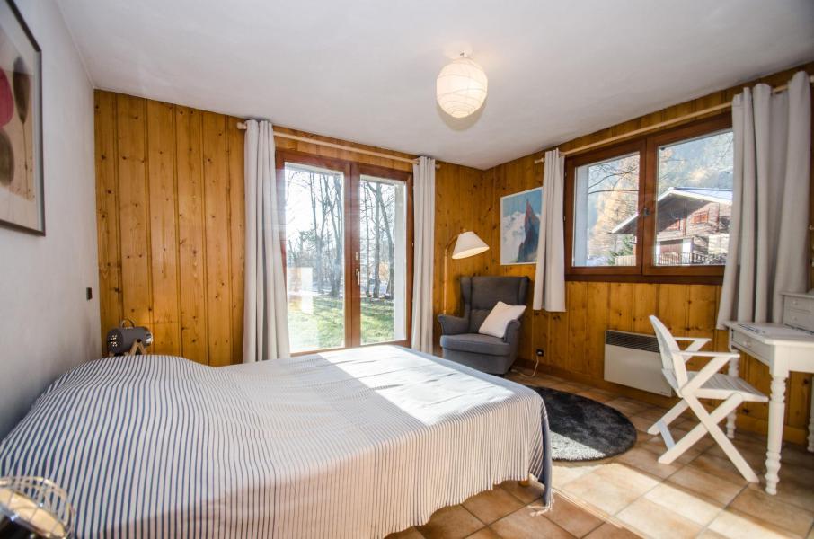 Vacaciones en montaña Chalet triplex 8 piezas para 12 personas - Chalet le Tilleul - Chamonix