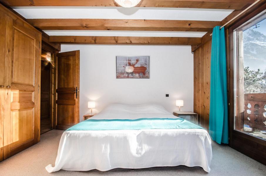 Vacaciones en montaña Chalet triplex 8 piezas para 12 personas - Chalet le Tilleul - Chamonix - Habitación