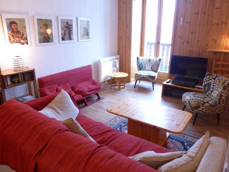 Vakantie in de bergen Appartement 3 kamers 5 personen (3) - Chalet le Tour - Chamonix - Buiten zomer