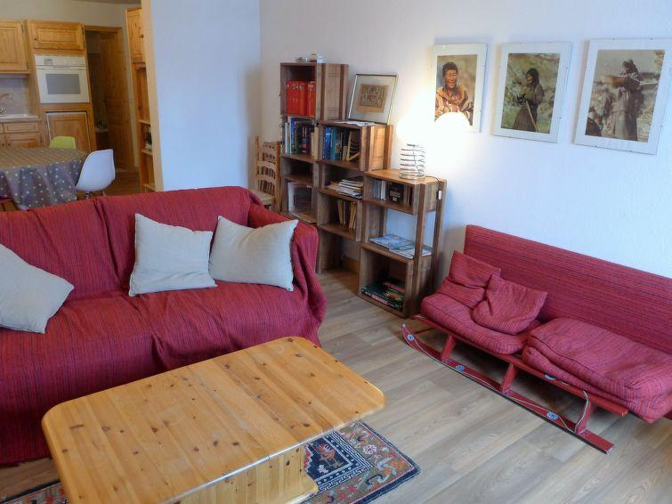 Vakantie in de bergen Appartement 3 kamers 5 personen (3) - Chalet le Tour - Chamonix - Verblijf