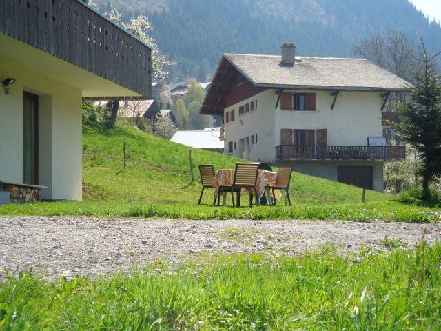 Vacaciones en montaña Apartamento cabina para 3 personas - Chalet le Val d'Or - Châtel