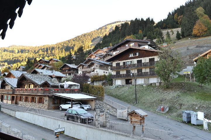 Vacaciones en montaña Apartamento 3 piezas para 7 personas (3) - Chalet le Vieux Four - Châtel - Verano