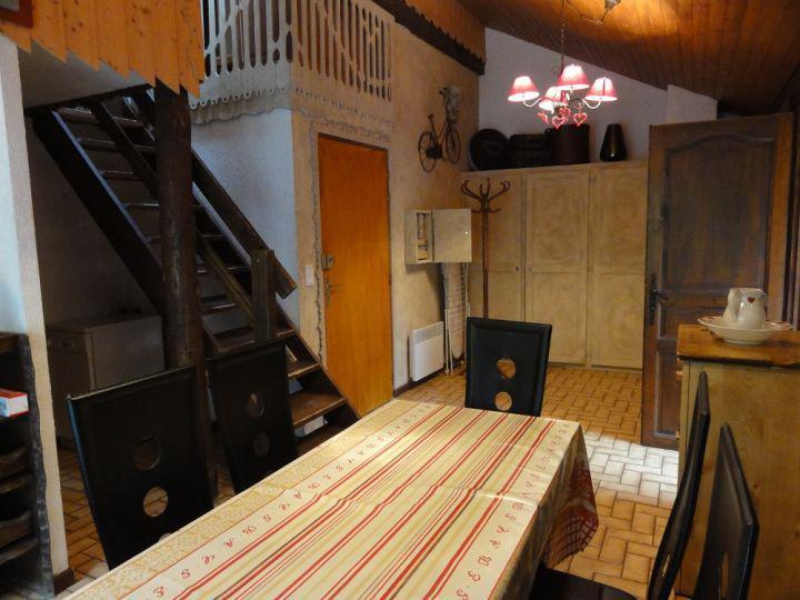 Vacaciones en montaña Apartamento 3 piezas para 7 personas (1) - Chalet le Vieux Four - Châtel