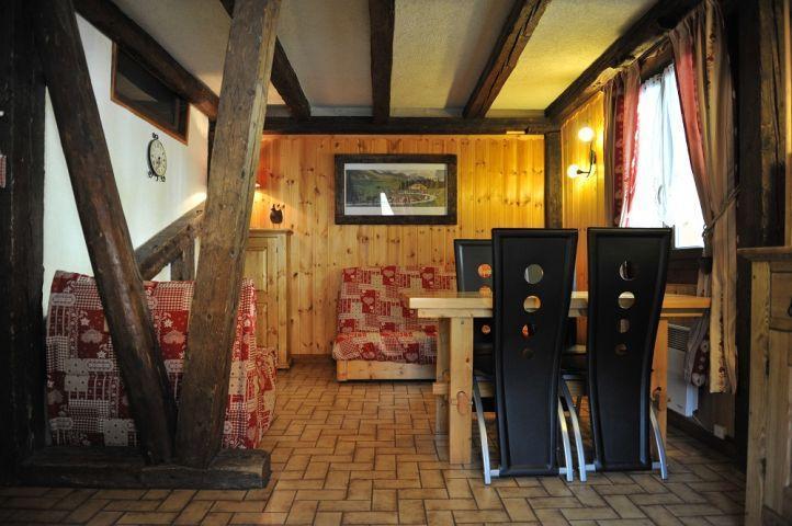 Vacaciones en montaña Apartamento 2 piezas para 4 personas - Chalet le Vieux Four - Châtel - Estancia