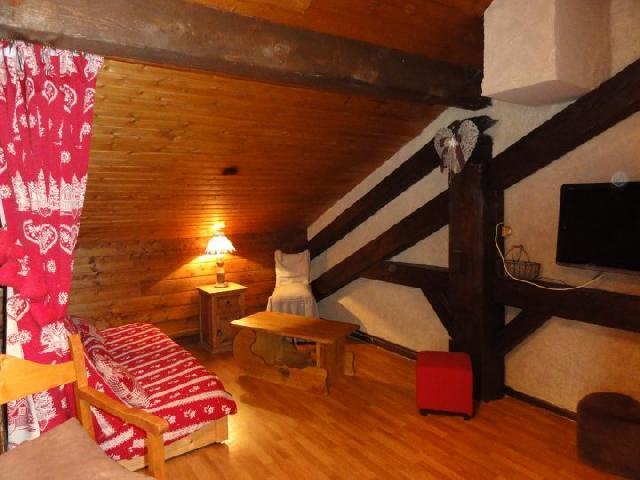 Vacaciones en montaña Apartamento 3 piezas para 7 personas (2) - Chalet le Vieux Four - Châtel - Alojamiento