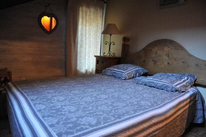Vacaciones en montaña Apartamento 3 piezas para 7 personas (2) - Chalet le Vieux Four - Châtel - Cama doble