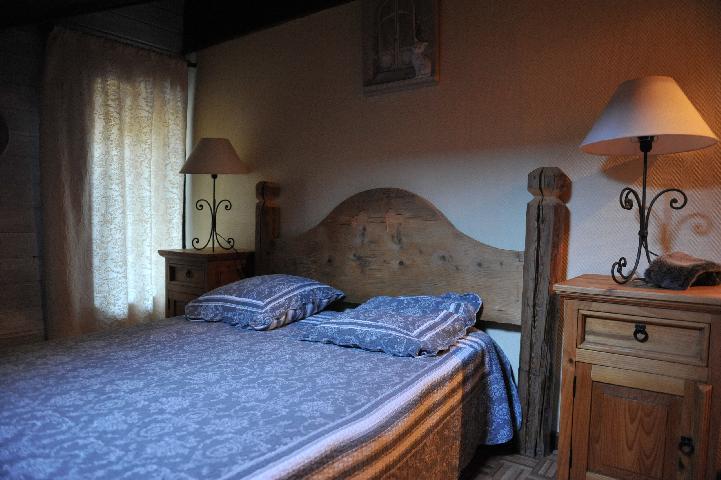 Vacaciones en montaña Apartamento 3 piezas para 7 personas (2) - Chalet le Vieux Four - Châtel - Habitación