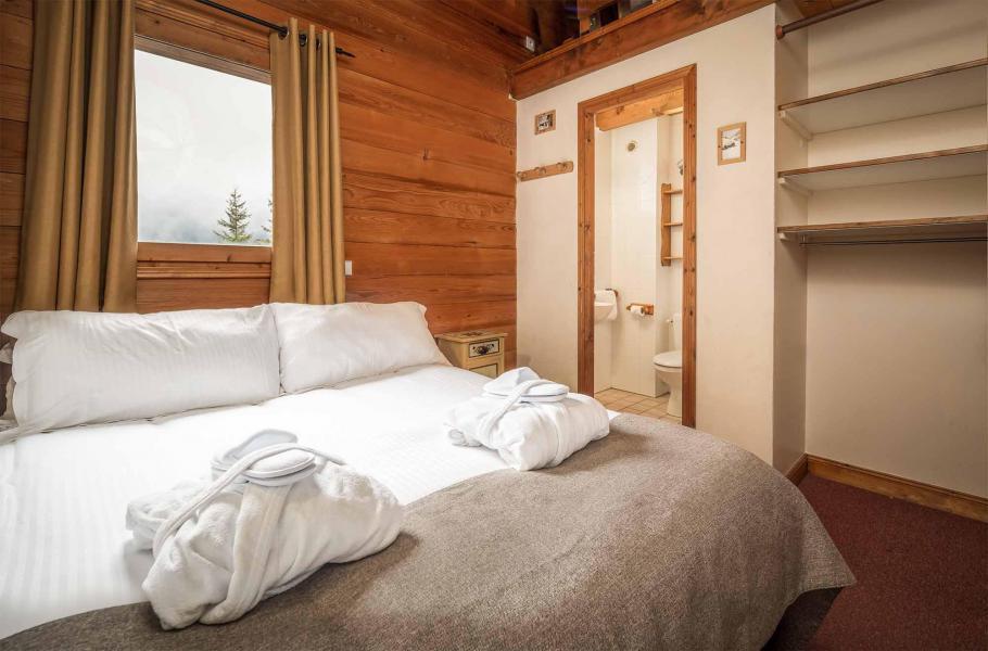 Vacances en montagne Chalet Léa - La Tania - Chambre