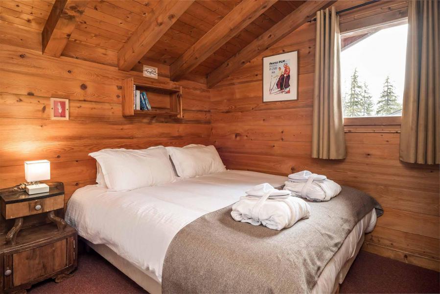 Vacances en montagne Chalet Léa - La Tania - Chambre mansardée