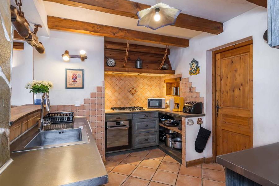 Vacances en montagne Chalet Léa - La Tania - Cuisine