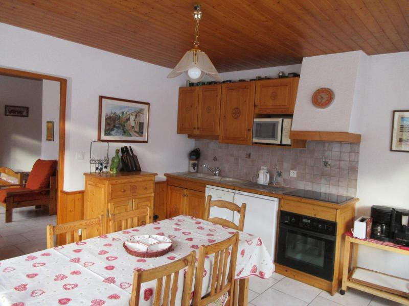 Holiday in mountain resort 3 room apartment 6 people - Chalet les Agneaux - Valloire - Accommodation