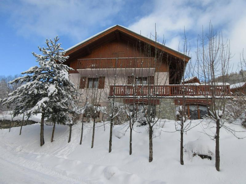 Holiday in mountain resort Chalet les Agneaux - Valloire