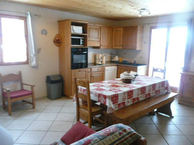Holiday in mountain resort 5 room duplex apartment 10 people (1) - Chalet les Aiguilles - Valloire