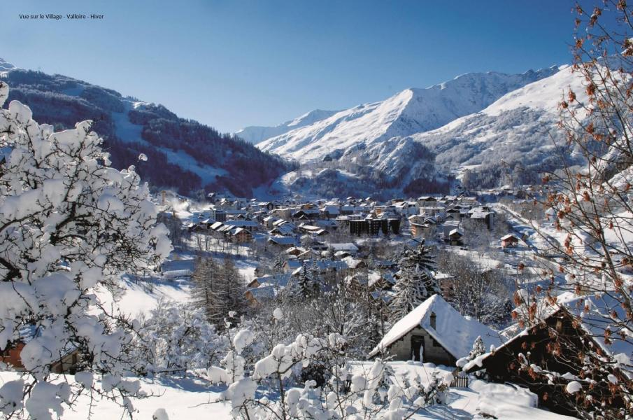 Holiday in mountain resort 5 room duplex apartment 10 people (2) - Chalet les Aiguilles - Valloire