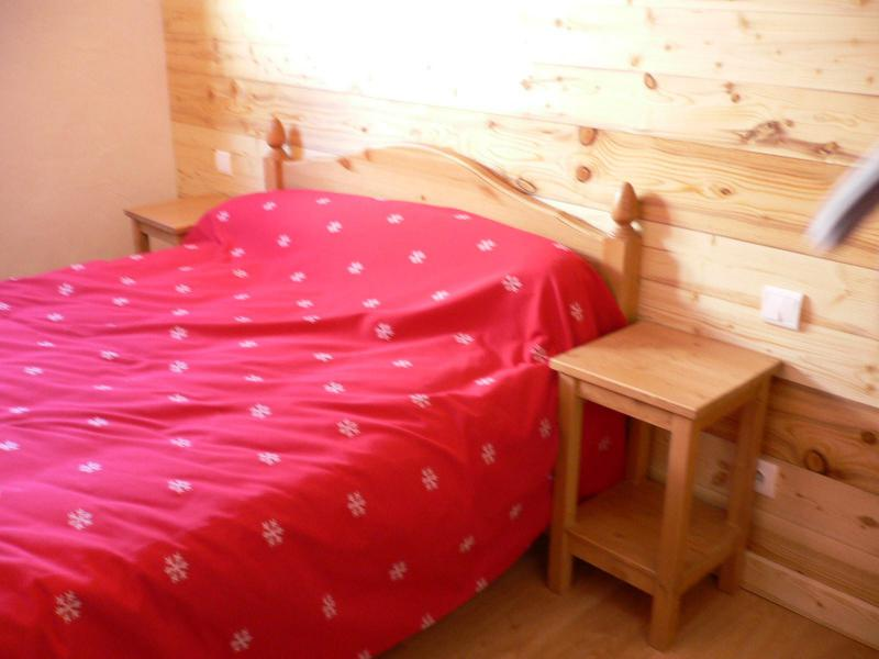 Holiday in mountain resort 5 room duplex apartment 10 people (1) - Chalet les Aiguilles - Valloire - Bedroom