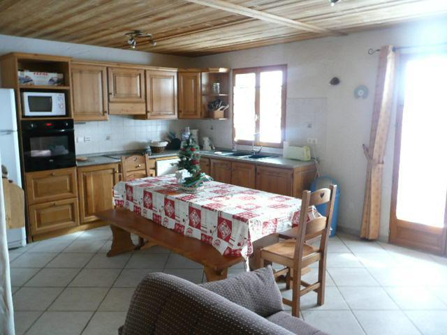 Holiday in mountain resort Chalet les Aiguilles - Valloire