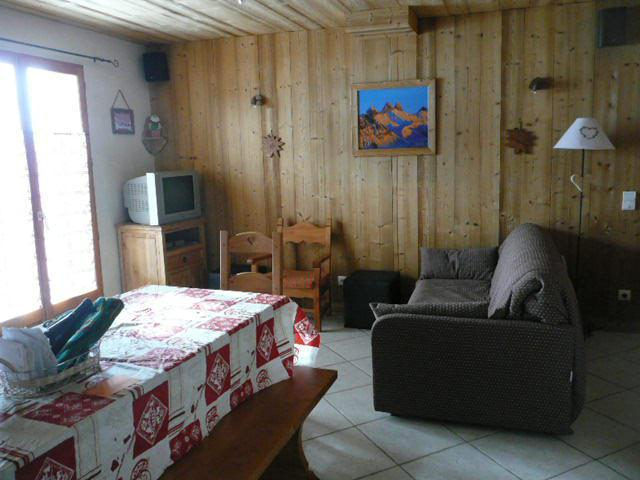Holiday in mountain resort 5 room apartment 8 people (2E) - Chalet les Aiguilles - Valloire