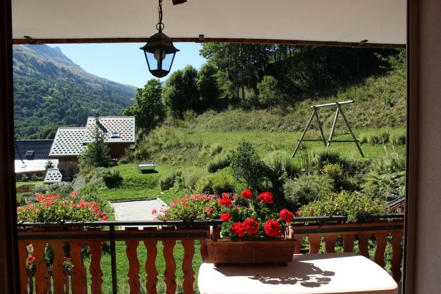 Holiday in mountain resort Chalet les Ancolies - Valloire