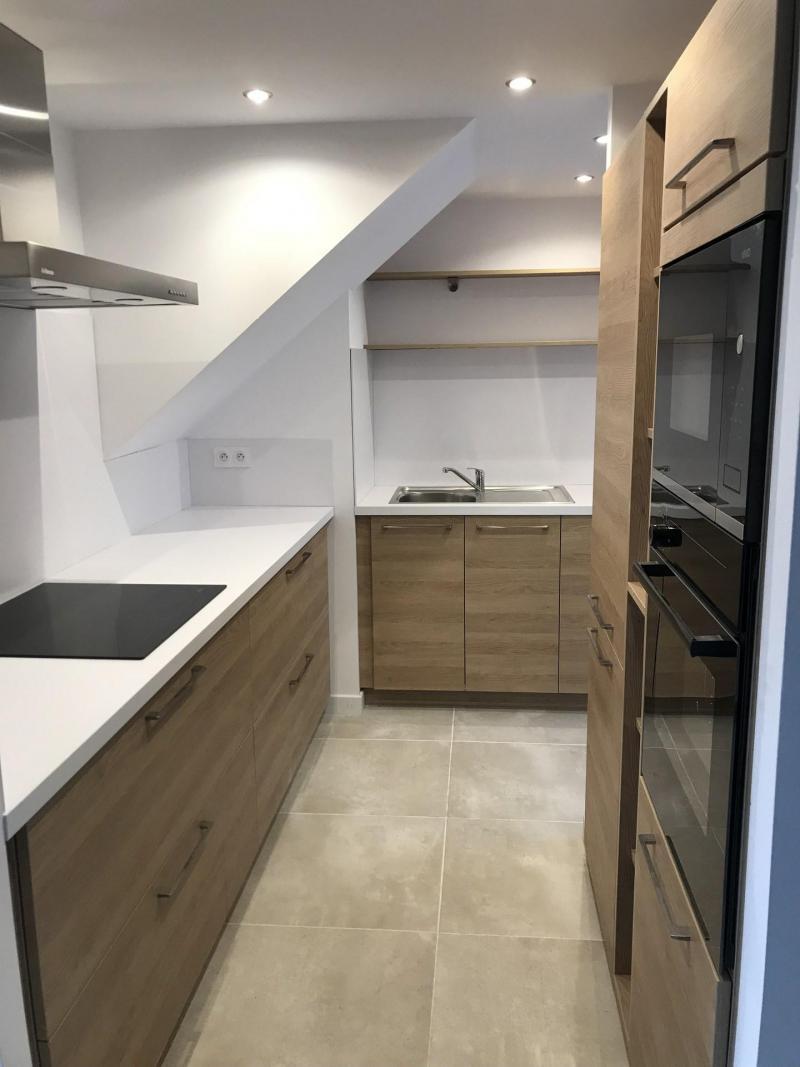 Wakacje w górach Apartament duplex 5 pokojowy 8 osób (NORD) - Chalet les Balcons de Pierre Pomme - Valloire