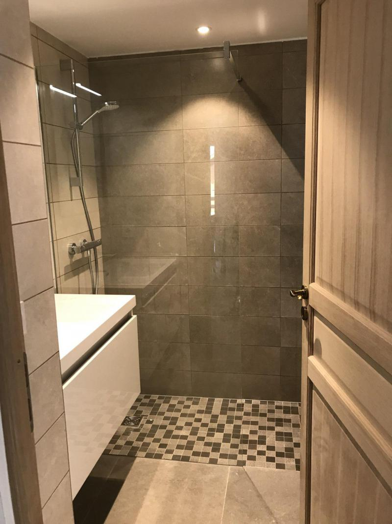 Wakacje w górach Apartament duplex 5 pokojowy 8 osób (NORD) - Chalet les Balcons de Pierre Pomme - Valloire - Prysznicem