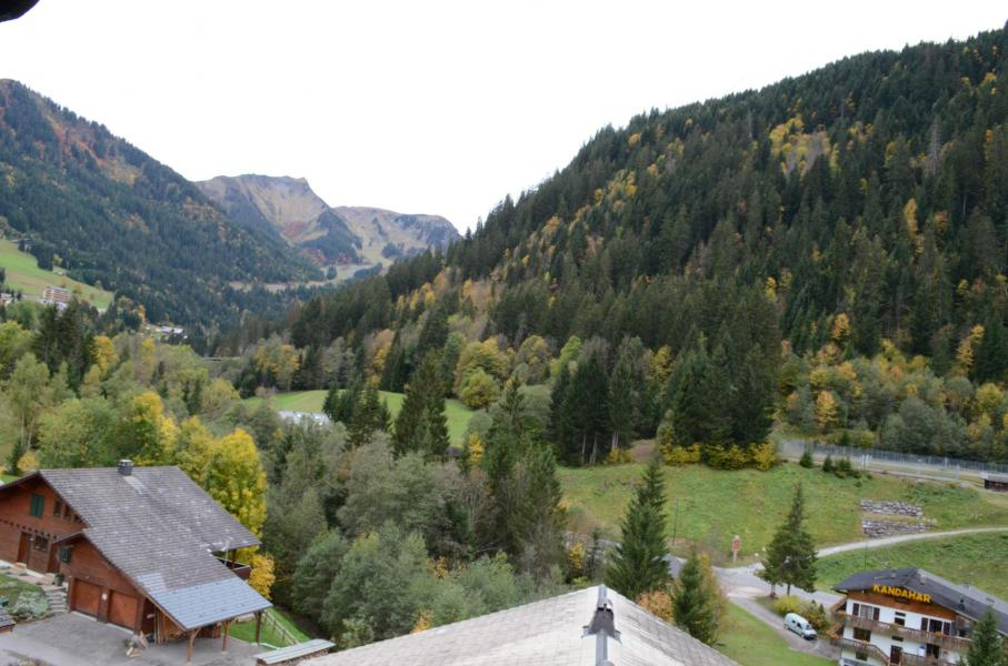 Vacaciones en montaña Apartamento 4 piezas para 8 personas (3) - Chalet les Bouquetins - Châtel - Verano
