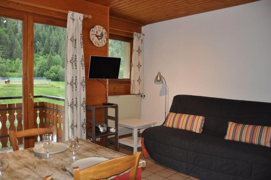 Wakacje w górach Apartament 3 pokojowy 6 osób (2) - Chalet les Bouquetins - Châtel
