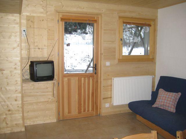 Wakacje w górach Apartament 2 pokojowy 4 osób (5) - Chalet les Bouquetins - Châtel - Pokój gościnny