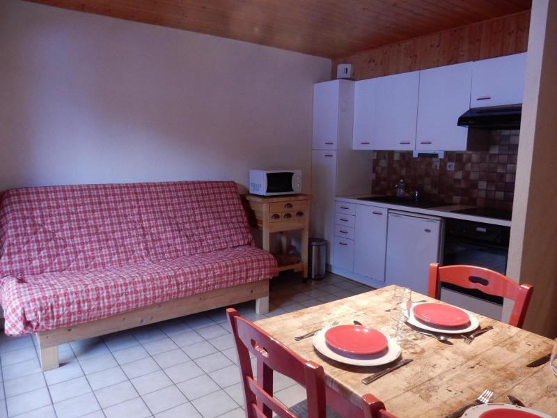 Wakacje w górach Apartament 3 pokojowy 6 osób (1) - Chalet les Bouquetins - Châtel - Zakwaterowanie