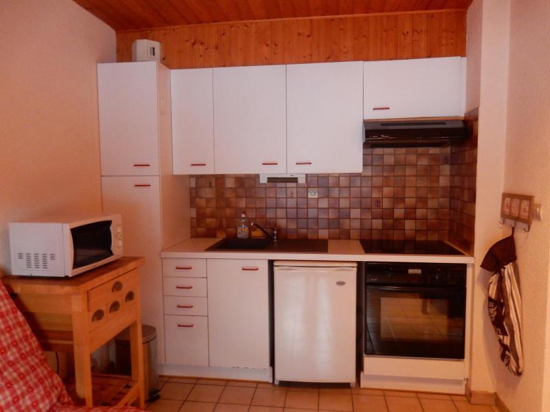 Wakacje w górach Apartament 3 pokojowy 6 osób (1) - Chalet les Bouquetins - Châtel - Aneks kuchenny