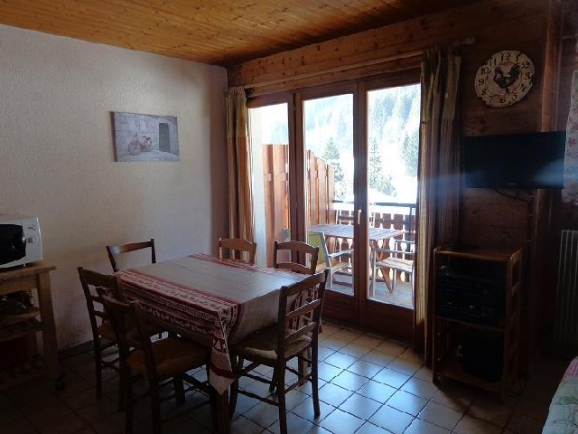 Wakacje w górach Apartament 3 pokojowy 6 osób (2) - Chalet les Bouquetins - Châtel - Zakwaterowanie