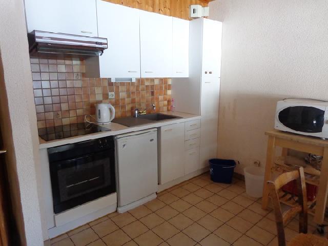 Vacaciones en montaña Apartamento 3 piezas para 6 personas (2) - Chalet les Bouquetins - Châtel - Kitchenette