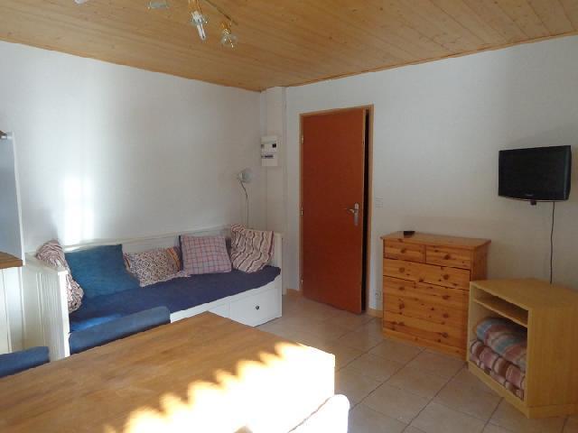 Vacaciones en montaña Estudio para 3 personas - Chalet les Bouquetins - Châtel - Alojamiento