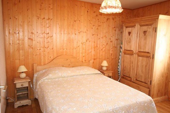 Wakacje w górach Apartament 3 pokojowy 6 osób - Chalet les Chablis - Châtel - Pokój