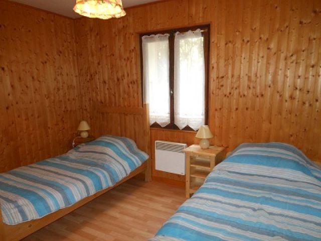 Vacaciones en montaña Apartamento 3 piezas para 6 personas - Chalet les Chablis - Châtel - Habitación