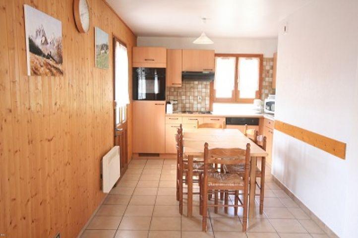 Vacaciones en montaña Apartamento 3 piezas para 6 personas - Chalet les Chablis - Châtel - Kitchenette