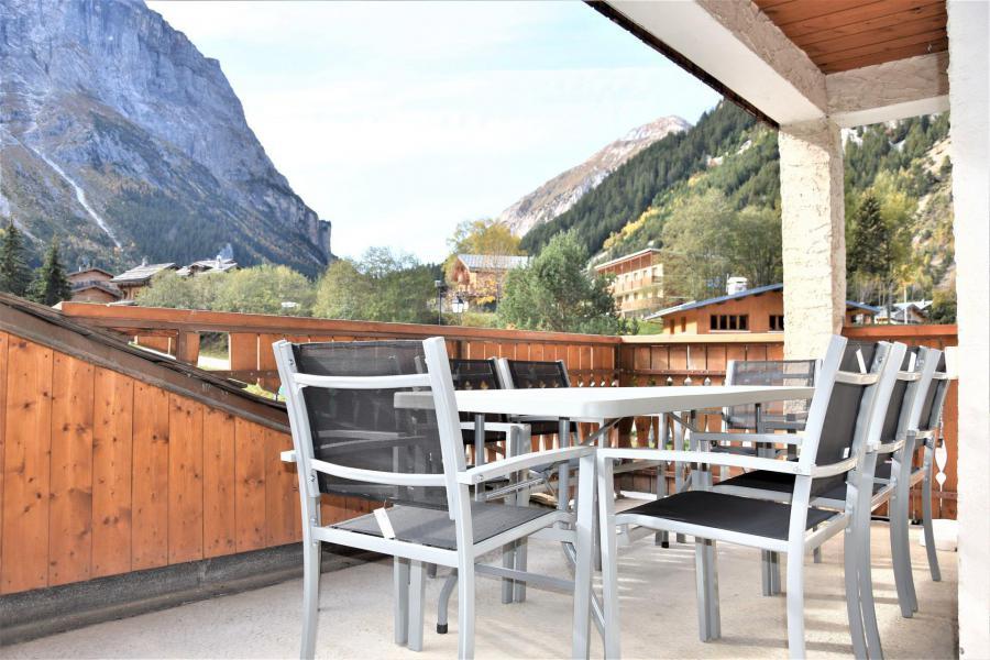 Vacaciones en montaña Apartamento dúplex 5 piezas 8 personas (CLARINES) - Chalet les Clarines - Pralognan-la-Vanoise - Verano