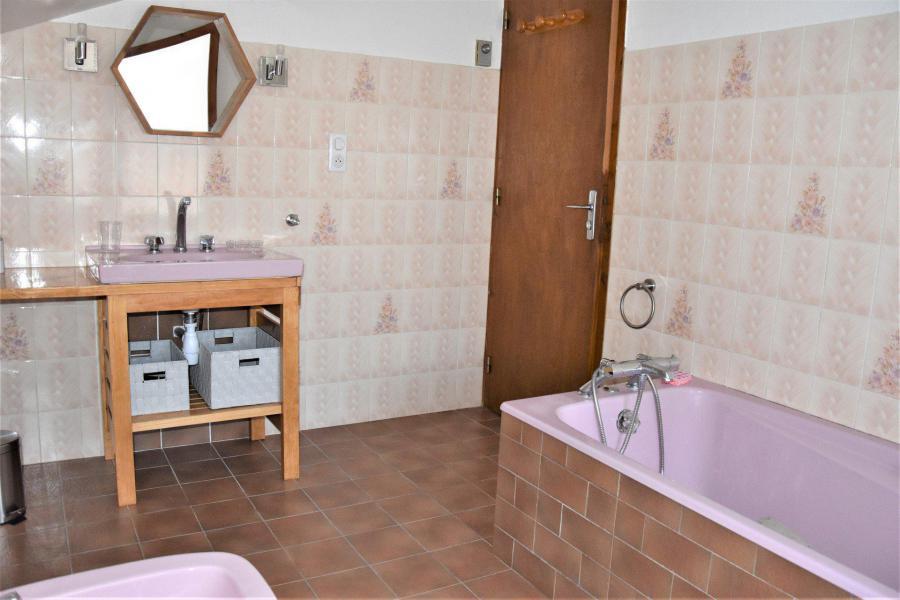 Vacaciones en montaña Apartamento dúplex 5 piezas 8 personas (CLARINES) - Chalet les Clarines - Pralognan-la-Vanoise - Alojamiento