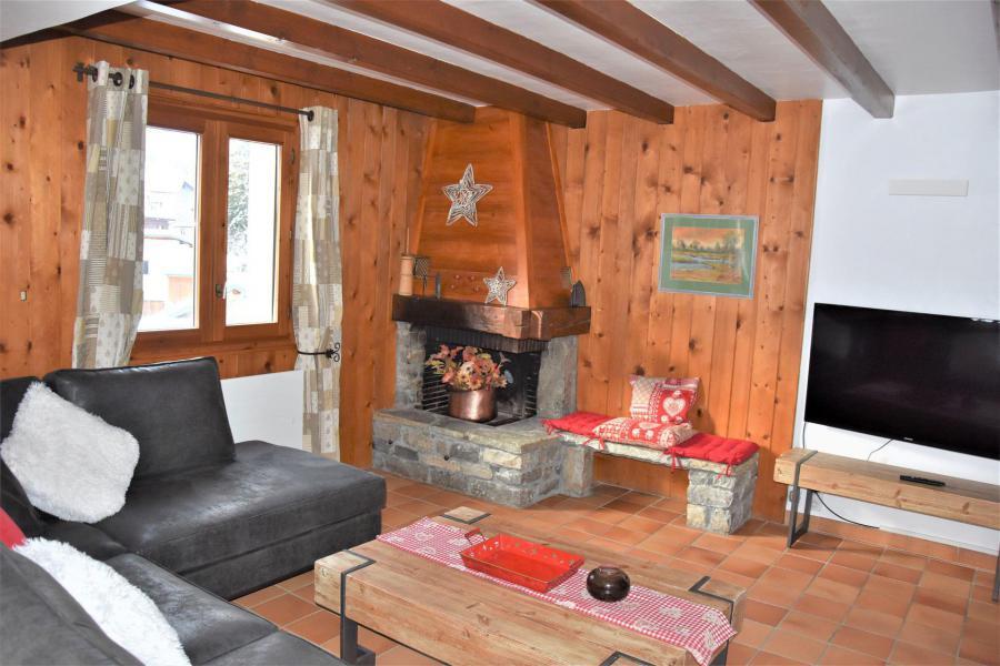 Vacaciones en montaña Apartamento dúplex 5 piezas 8 personas (CLARINES) - Chalet les Clarines - Pralognan-la-Vanoise - Estancia