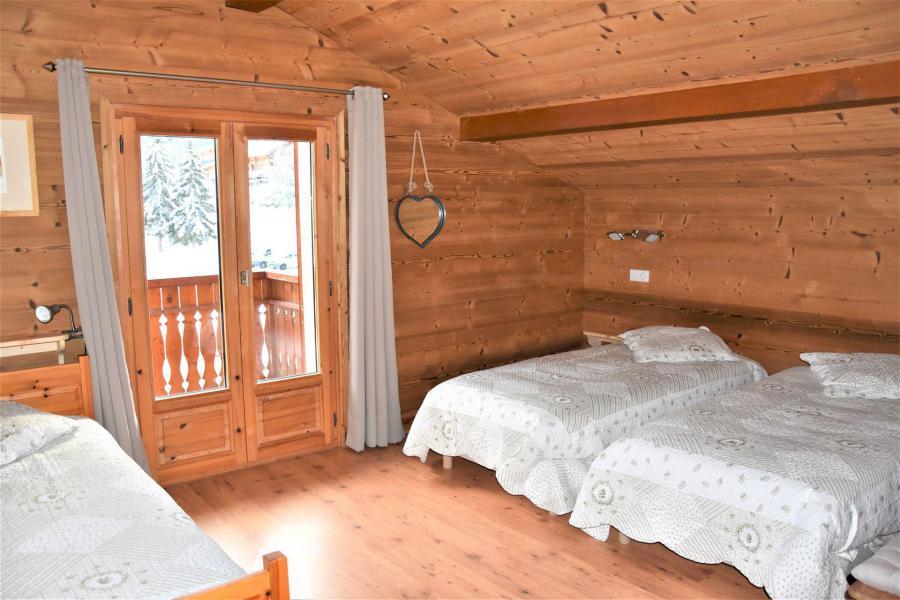 Vacaciones en montaña Apartamento dúplex 5 piezas 8 personas (CLARINES) - Chalet les Clarines - Pralognan-la-Vanoise - Habitación