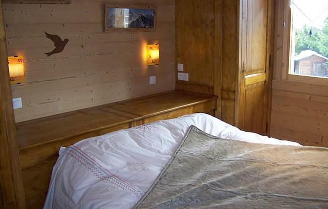 Vacanze in montagna Chalet les Clarines - Serre Chevalier - Camera