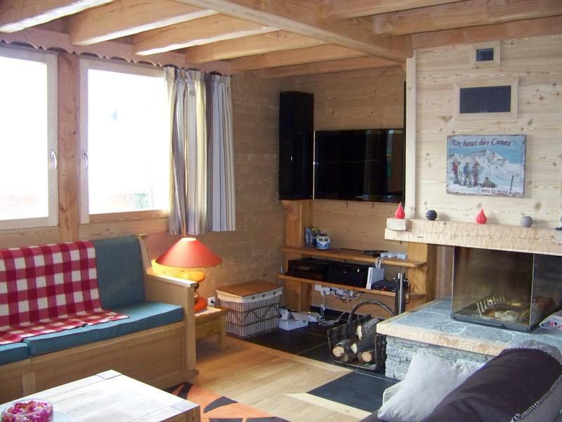 Vacanze in montagna Chalet les Clarines - Serre Chevalier - Camino
