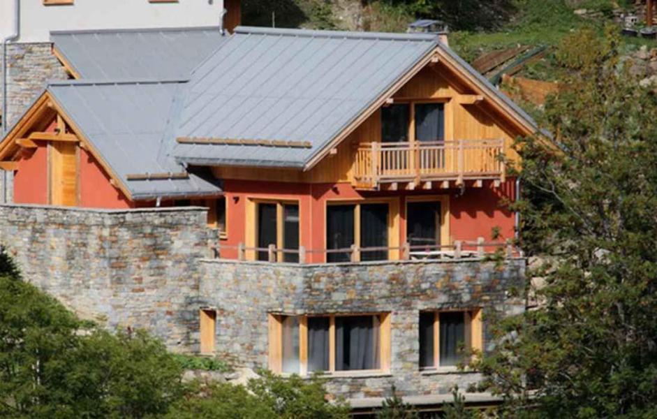 Rent in ski resort Chalet les Clots - Valloire - Summer outside