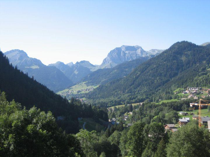 Vacaciones en montaña Apartamento 3 piezas para 5 personas (001) - Chalet les Colombes - Châtel