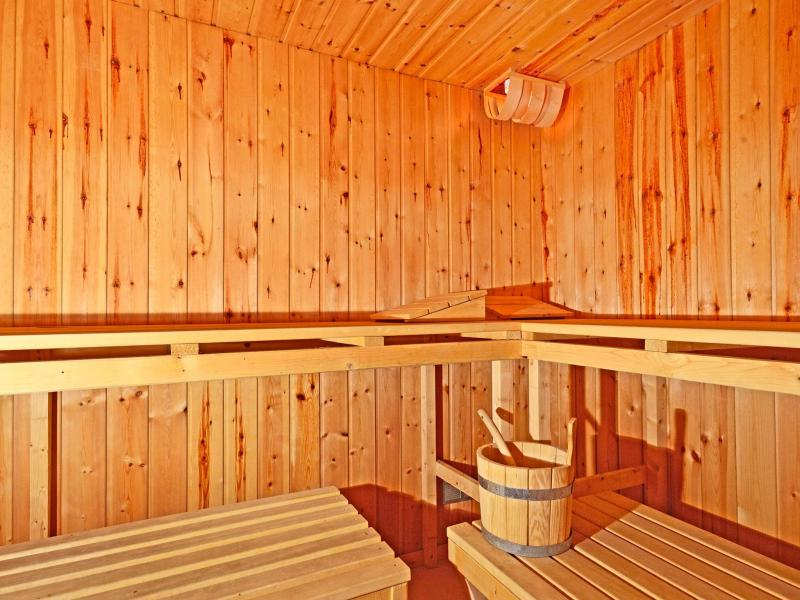 Vacances en montagne Chalet les Etoiles - La Tzoumaz - Sauna