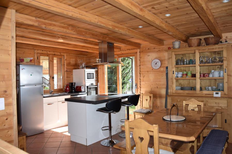 Wakacje w górach Apartament 5 pokojowy 8 osób - Chalet les Gentianes Bleues - Pralognan-la-Vanoise
